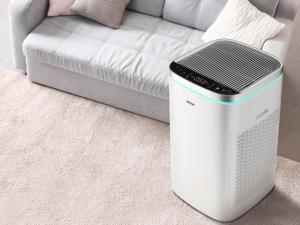 For home and office, air purifier QUNICARE 'AIRQ-300'